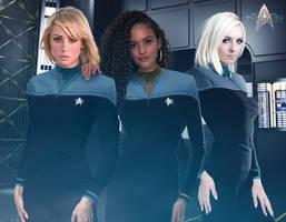 Holodeck Trio | Star Trek: Theurgy
