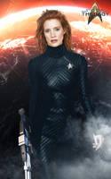 Ambassador Marian Visser | Star Trek. Theurgy
