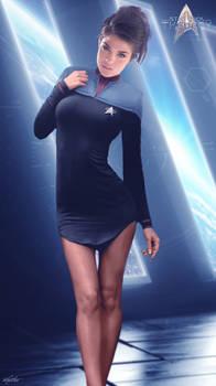 Crewman Samala | Star Trek: Theurgy