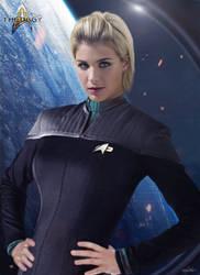 Morale Officer Amanda Ashby | Star Trek: Theurgy