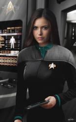 Nurse Katherine Locke | Star Trek: Theurgy