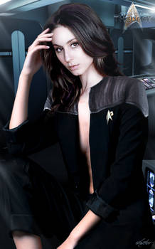 Lt. Sabrina Lail   Star Trek: Theurgy