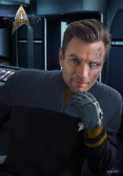 CPO Victor vanVinter | Star Trek: Theurgy