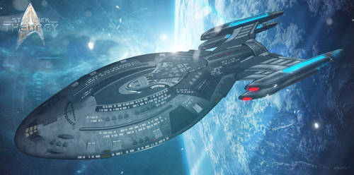 ''Freedom Sentinel''   Star Trek: Theurgy