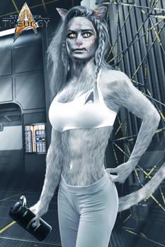 Lieutenant RraHnam | Star Trek: Theurgy