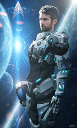 Lt. JG Callax Valin | Star Trek: Theurgy