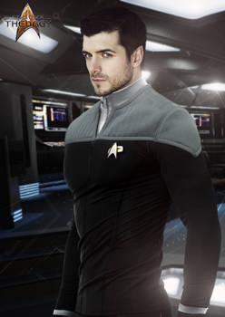 Lieutenant Morgan | Star Trek: Theurgy