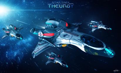 Hunters at Warp | Star Trek: Theurgy