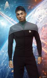 Doctor Arven Leux | Star Trek: Theurgy