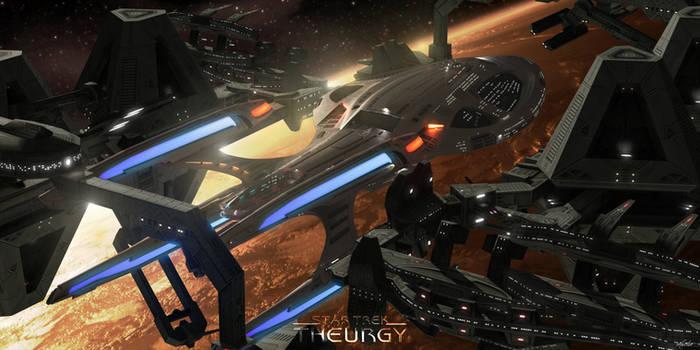 Thea Refit Complete | Star Trek: Theurgy