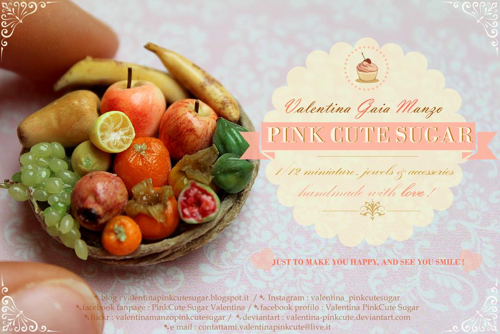 My miniature passion Jen 2015 by Valentina-PinkCute