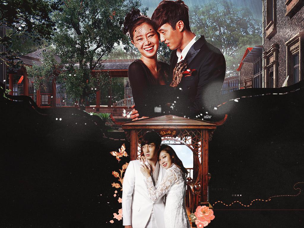 Ji Sub/Gong Hyo Jin (Master's Sun) by Soraessence ...