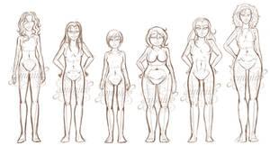 Female Bodies Practice