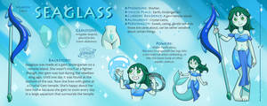 Commission - Seaglass Reference Sheet