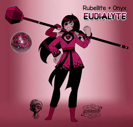 Eudialyte (Fusion) by Geminine-nyan