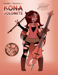 Commission - Kona Dolomite (Fusion) by Geminine-nyan