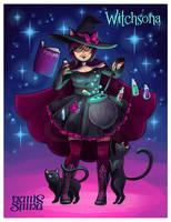 Geminine Witchsona by Geminine-nyan