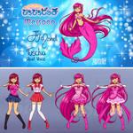 Mermaid Melodysona