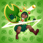 Magical March 10 - The Frog Prince