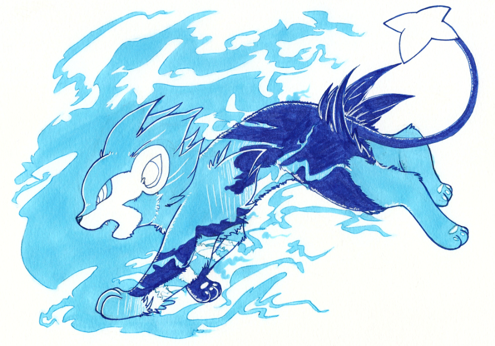 Wild Charge by Houkou-NRL