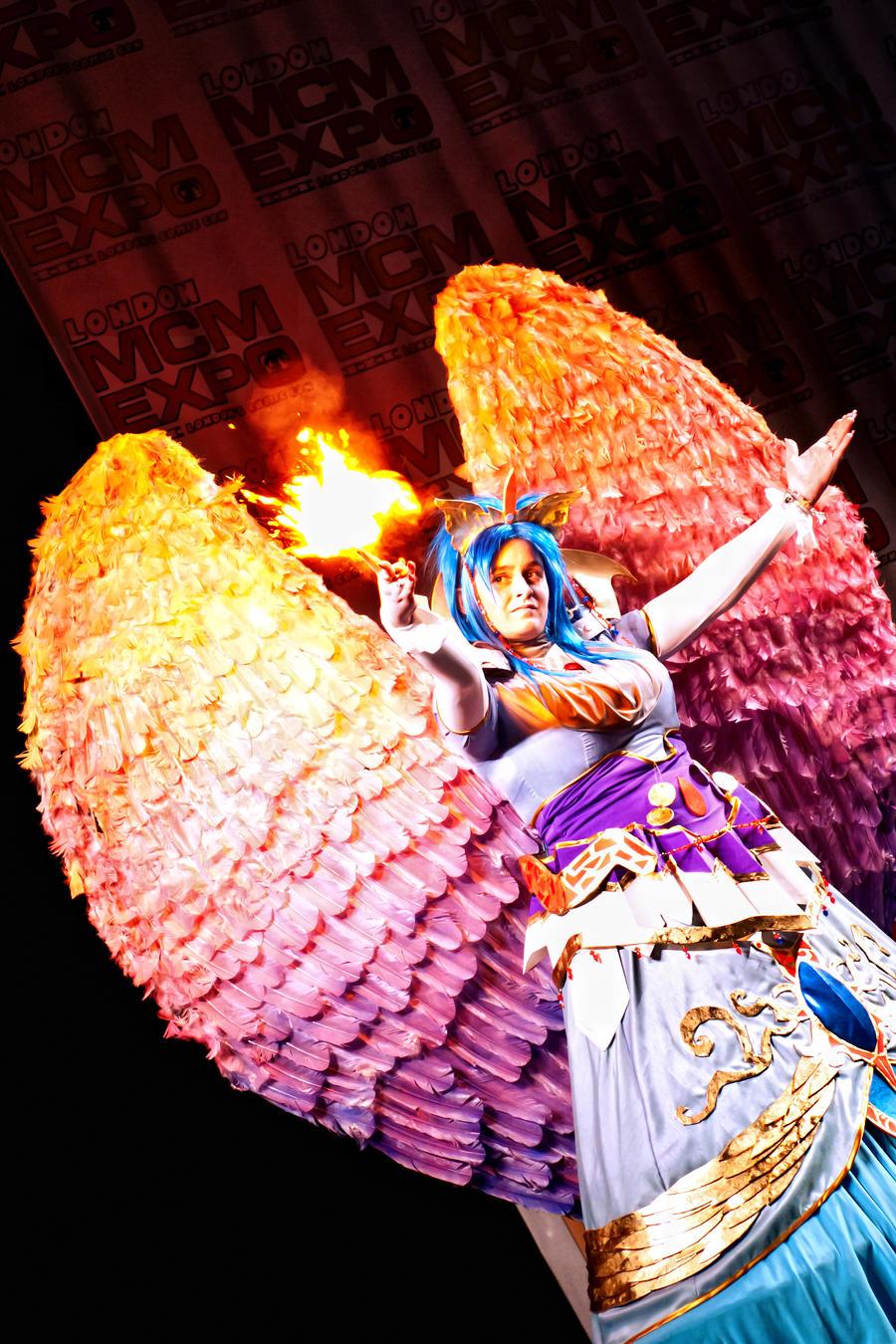 Metamorphosis Flame by Foxseye