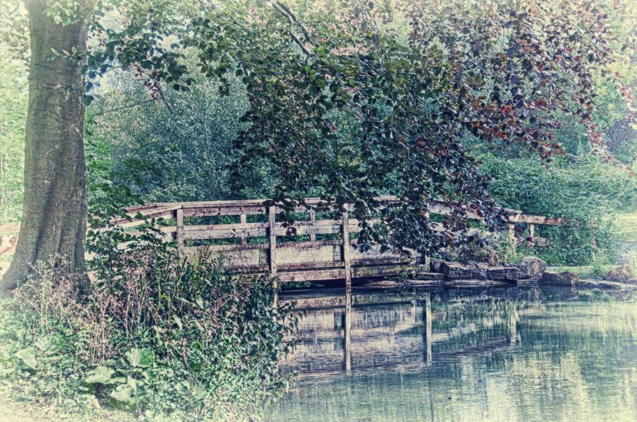 hdr old bridge and - photo #24