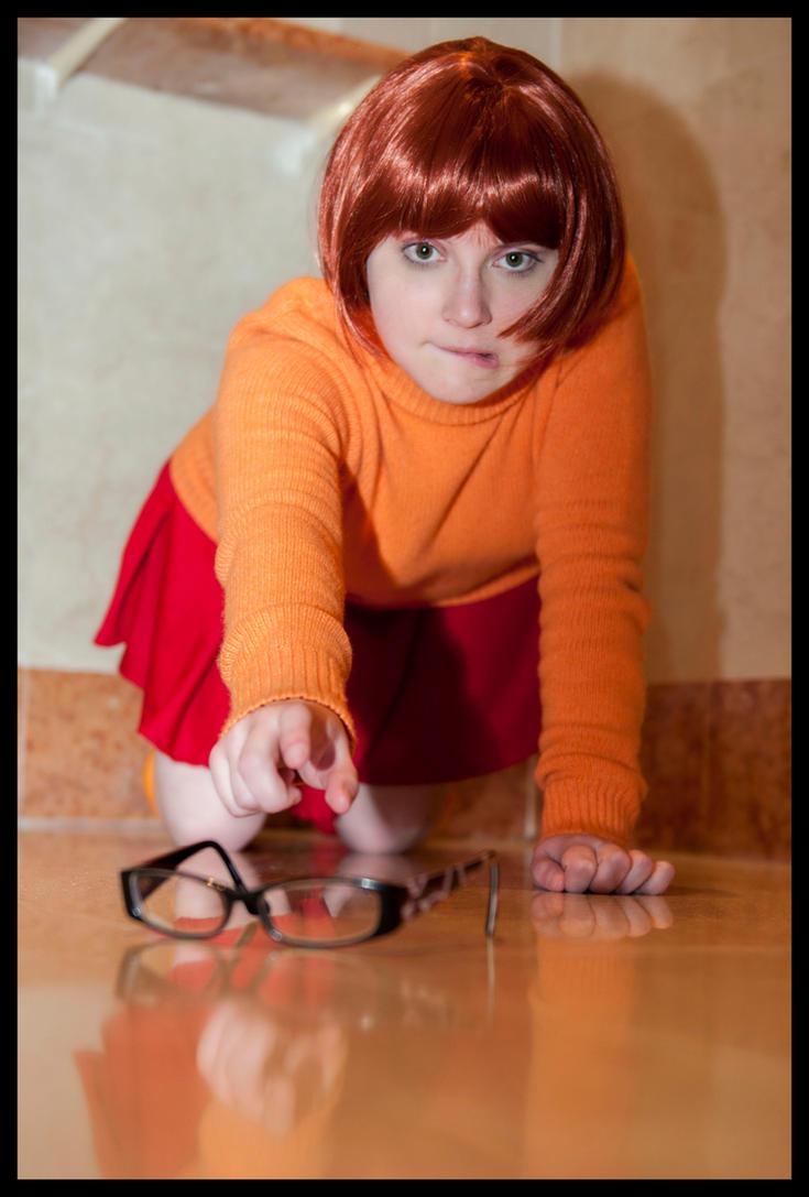 Blind Velma by Foxseye