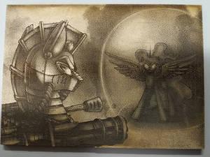 SteelHooves vs Alicorn: Engraving