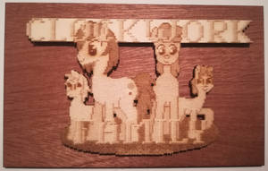 Clockworkfamily: Engraving
