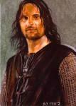 Aragorn card