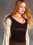 eowyn dress card