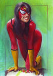 Spider-Woman SM archives 2