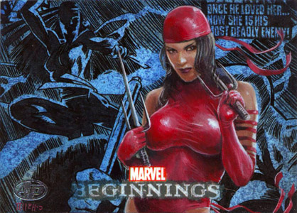 Marvel Beginnings ap 4 by charles-hall