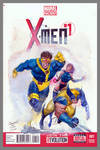 x-men 1 sketch cover after jim lee