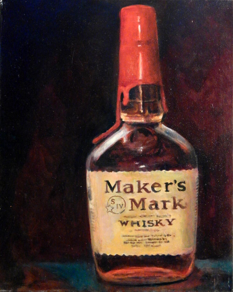 Maker's mark by charles-hall