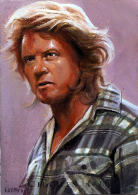 Rowdy Roddy Piper by charles-hall