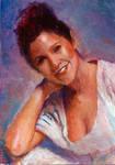 Star wars masterwork oil sketch #15