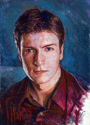 firefly sketch card 2 by charles-hall