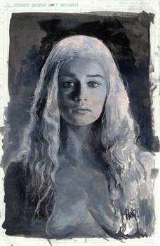 daenerys tonal study