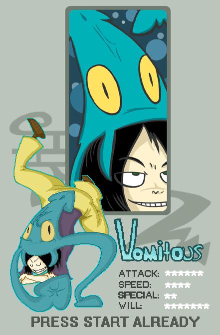 vomitous's Profile Picture