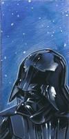 Darth Vader book mark by JonasScharf