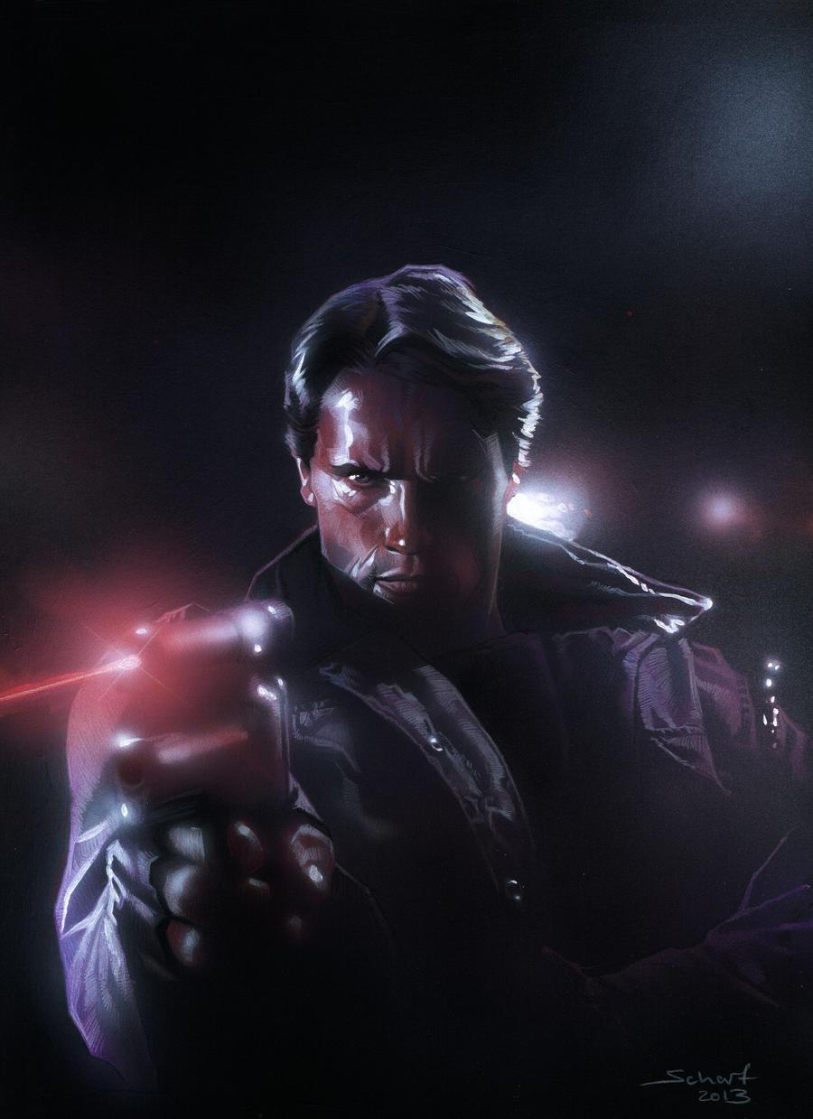 Terminator by JonasScharf