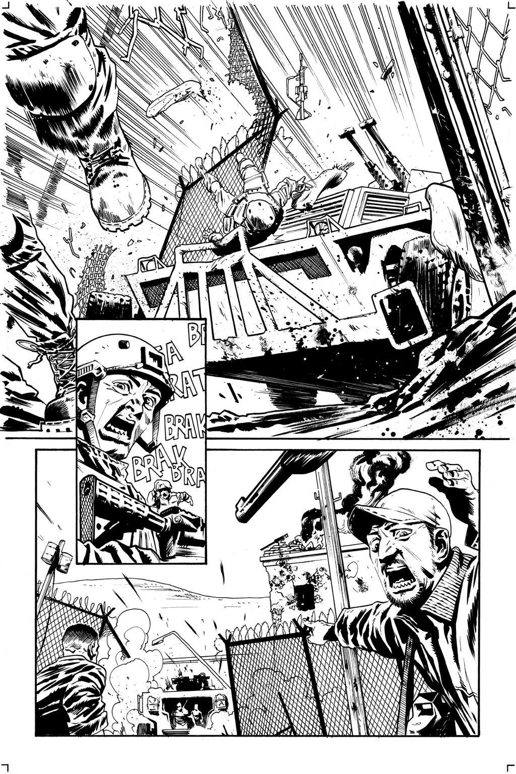 Warlords of Appalachia #2 page2 by JonasScharf