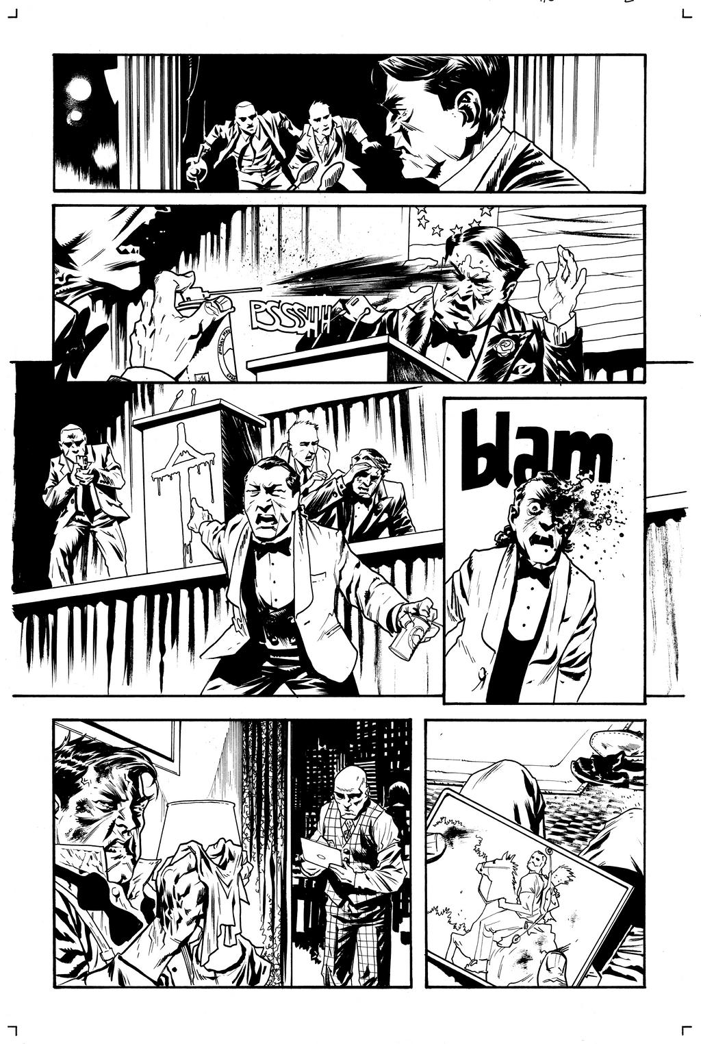 Warlords of Appalachia #3 page2 by JonasScharf
