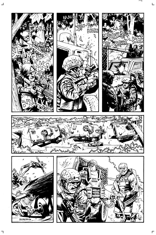 Warlords of Appalachia #3 page12 by JonasScharf