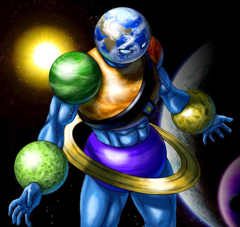 Planetman, The Cosmic Devil By Dee15gon On DeviantArt