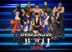 Dead or Alive - (Alternate PS1 Cover) Tribute