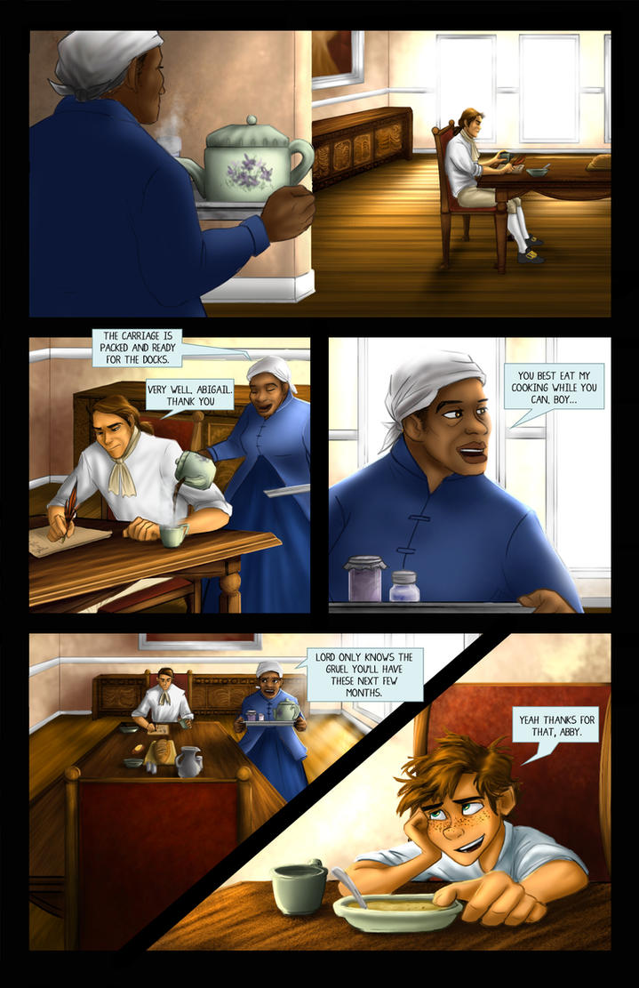 :: Chapter 3 :: Page 2 by neverland23