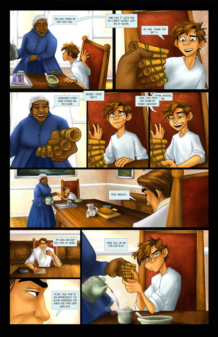 :: Chapter 3 :: Page 4 by neverland23