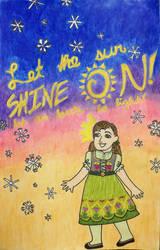 Shine On! by alleleallie